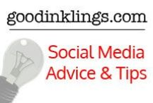 Social Media Advice and tips / Here you will find awesome social media advice by some of the best around. #socialmedia #business #Twitter #Facebook #googleplus #pinterest