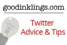 Twitter Advice and Tips / The best Twitter advice out there. #Twitter #socialmedia #twitteradvice