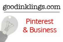 Pinterest & Business / Would you like to learn how to use Pinterest to build your business? Here's how. #Pinterest #socialmedia