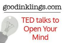 TED talks to Open Your Mind