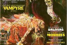 The Vampire Castle of the Carpathians: A Romance / Those wonderful stories pre-20th century...