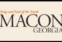 Macon, Georgia / Visit Macon, Georgia, for a historic, southern vacation that is good for the soul. #Vacation #Georgia #history #Georgiatravel