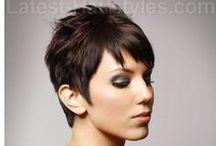 Ladies Short Hairstyles - Kate Bloom Hair & Beauty Cheltenham