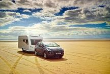Bailey Pursuit (Oct 2013 - current) / Low-cost light-weight touring caravan range ideal for first time buyers