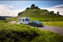 Bailey Unicorn Series II (Sept 2012 - Aug 2014) / Unicorn sets the standard for a premium product range by providing the very best in touring caravan design.
