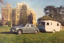 65 Years of Bailey Caravans / Bailey Caravans have been built for over 65 years. Here are some great examples from the archives.