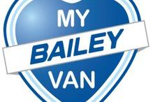 My Bailey Van Competition / The 2008 'My Bailey Van' Caravan Design competition invited Caravan Club members to send in their unique designs providing them with the once in a lifetime opportunity to win a caravan of their own design.