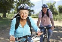 Boomers and Beyond - Fit and Fabulous / The baby boomer generation is fit and on the move. These boards not only appeal to the boomer generation, but also includes great ideas for everyone! / by THE YMCA: Peninsula Metropolitan YMCA