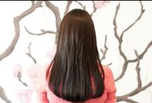 Kate Bloom Hair Extensions / Image of hair Extensions from Kate Bloom Hair and Beauty