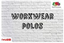 Workwear Polos / Fruit of the Loom Polo's in the workplace