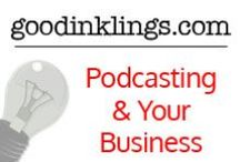 Podcasting and Your Business / Have you considered podcasting? Maybe you should. This board will contain the best advice on podcasting from the people who are doing it right!  Visit http://thewritingbiz.com to check out The Writing Biz videocast and podcast.