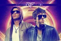 Gallardo y falcon / Gallardo & Falcón integran un dúo que está causando sensación en la industria discográfica. Su propuesta es una rica fusión de ritmos, de colores sonoros de vanguardia y letras pegajosas que invitan a una fiesta interminable.