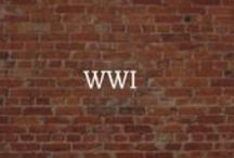 For Teachers: WWI / WWI teacher aids, photos, and infographics.