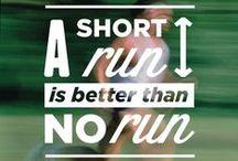 RUN BABY RUN / Sport, courir, run, course, quote, citation, motivation, entrainement, running