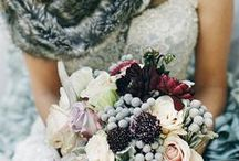 Winter Warmers / Winter wedding inspiration.  Please note, these have not been created by Weddings by Emily Charlotte.