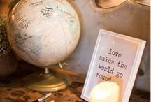 Wanderlust Weddings / For the couple that love to travel