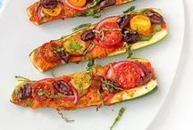 Recetas veganas/vegetarianas