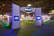It's Show Time!!! / Bailey of Bristol exhibit at shows throughout the year giving the public an opportunity to view their latest leisure vehicles.