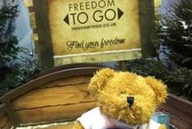 #FreedomToGo / freedomtogo.co.uk is a new website that has been developed by the UK caravan and motorhome industry to help you discover and plan your next adventure or relaxing escape.  From inspiring ideas on where to go on holiday and what to do when you get there, to comparing whether a caravan or motorhome is the right and affordable choice for you.  Get inspired and find your freedom at freedomtogo.co.uk today