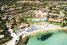 HOTEL BAIA CADDINAS / Location: Golfo Aranci, Sardinia, Italy Year: 2005