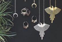J E W E L S / Jewels bijoux argent or ethnic rock boho