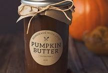 All Things Pumpkin / Great recipes using pumpkin, or pumpkin spice t to get you ready for the fall!