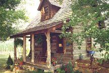 Forest/mounten/tree house