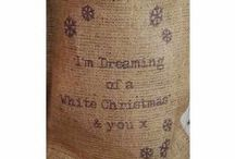 Trendy Christmas Decorations / Lots of trendy and unusual decorations for your home by Urban Cuckoo - www.urbancuckoo.co.uk