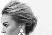 Hairspo / Beautiful bridal hair ideas