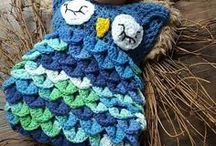 Owl Cocoons & Cushions