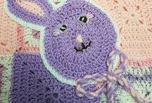 Rabbit Patch Blanket