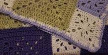 Purple Patch Blanket