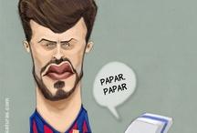#caricaturas de Deportes & Sports  / #Caricaturas de figuras del #deporte. #Sport #celebrity #caricatures