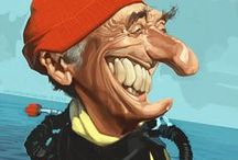 #caricaturas de Famosos y celebrities by Carcoma  / #caricaturas de #famosos / celebrity #caricatures