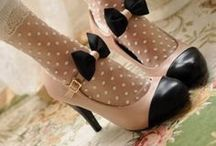 vintage shoes / #retro and #vintage shoes