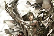 Peinture Heroic_fantasy
