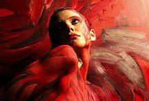 Body-paintings