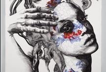 Peintre/illustrateur Gabriel Moreno