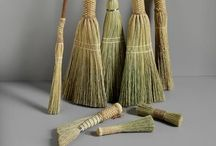 Brooms / Brooms of all shapes and sizes