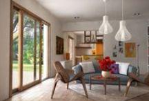 finestre per la tua casa / Sistemi brevettati PuntoDFV . Tutto il calore di una finestra in legno con la durevolezza dell'alluminio esterno. Permette di realizzare serramenti misti in alluminio-legno a taglio termico in grado di garantire un ottimo grado di isolamento sia termico che acustico.