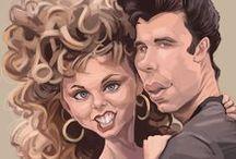Grandes Amores / Grandes Amores, parejas famosas