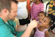 2014 Dominican Republic Trip  / Dr. Grant likes to frequent the Dominican Republic to perform necessary dental procedures for those in need.