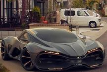 Concept cars / by SEMY GARAGE