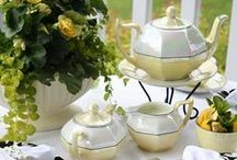 Tea Time / by Marilyn Hatcher