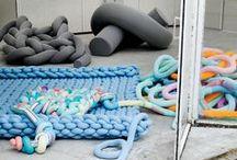 ° Structure Textile ° / by Victoria Reboul