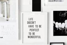 Inspirational quotes / Saying we like