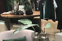 concept store Sensational Living by Nuance in Modemall Voorwinden 's-Gravendeel / Wisselende collectie meubelen en woonaccessoires naar de laatste trends in modemall Voorwinden, ook interieur en styling advies aan huis