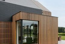 Houses / Houses, modern architecture