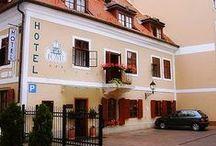 Hotel Fonte*** Szálloda / Egész évben várja Önt a győri barokk belvárosban a Fonte Hotel***! Érkezzen hozzánk akár autóval, akár biciklivel, garantáljuk a nyugalmat és a pihenést ebben a csodálatos városban, vagyis Győrben! Kellemes, tágas szobák, udvarias személyzet.  A hotel a belváros szívében található; Győr két nevezetessége, Közép-Európa legszebb barokk főtere, vagyis a Széchenyi-tér és a Győri Nemzeti Színház között helyezkedik el.