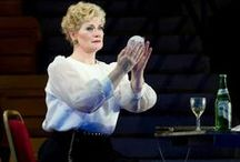 Yvonne Howard - Mezzo - Soprano / On our journey with us is Yvonne Howard,   Hailed by the press as 'one of the finest singing actresses this country has produced!'
